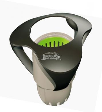 Velda skimmer 2.000L/h szivattyúval, 20 m2 felülethez ( 2 év garancia )