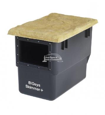 Oase BioSys Skimmer Plus, vízfelület tisztító és levélszűrő, 50 m2 vízfelülethez