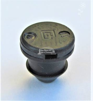 Plastro Katiff csepegtető gomba nyomáskiegyenlített, öntisztító 2,3 L/h fekete