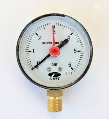 Nyomásmérő órák képe