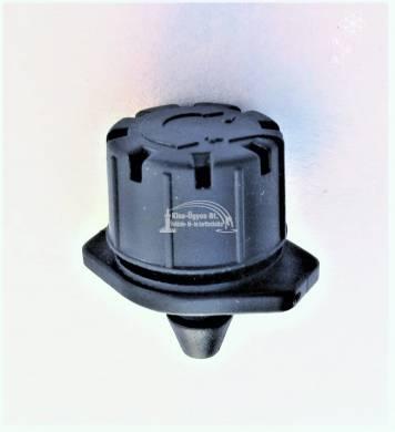 Irritec bokor öntöző gomba szabályozható, tisztítható, 0-40 L/h