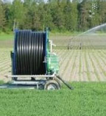 Mezőgazdasági PE csövek öntöződobra képe